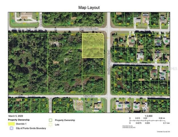 4305 Collingswood Boulevard, Port Charlotte, FL 33948 (MLS #C7426869) :: Lockhart & Walseth Team, Realtors