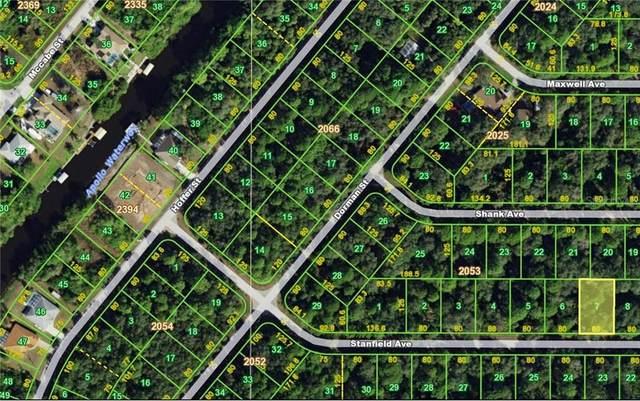 14082 Stanfield Avenue, Port Charlotte, FL 33953 (MLS #C7426921) :: Griffin Group