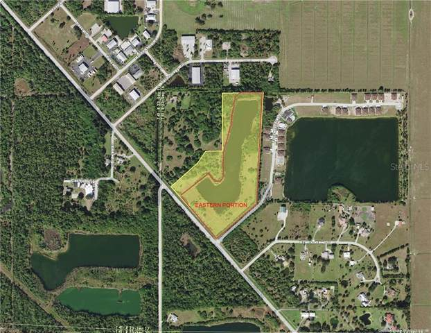 3444 Taylor Road, Punta Gorda, FL 33950 (MLS #C7426936) :: Premium Properties Real Estate Services