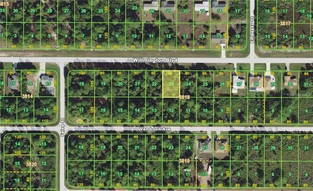 11627 Willmington Boulevard, Port Charlotte, FL 33981 (MLS #C7426937) :: Lockhart & Walseth Team, Realtors
