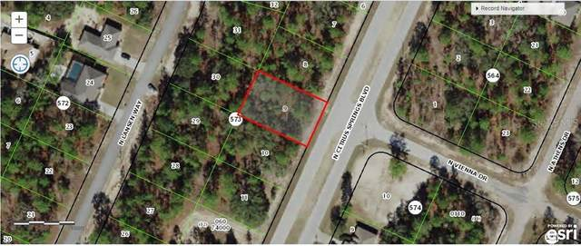 Address Not Published, Citrus Springs, FL 34433 (MLS #C7427005) :: Griffin Group