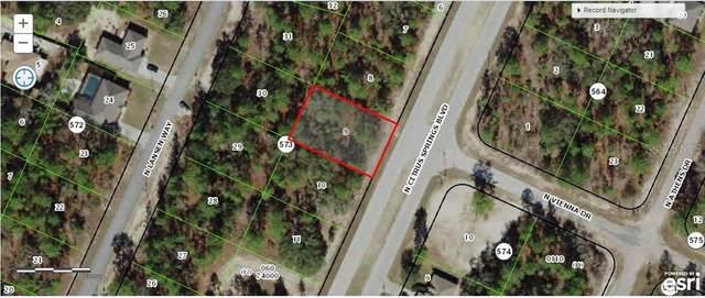 Address Not Published, Citrus Springs, FL 34433 (MLS #C7427005) :: Team Bohannon Keller Williams, Tampa Properties