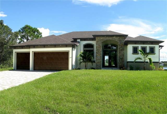 3528 Fox Ter, Port Charlotte, FL 33981 (MLS #C7427048) :: The Light Team