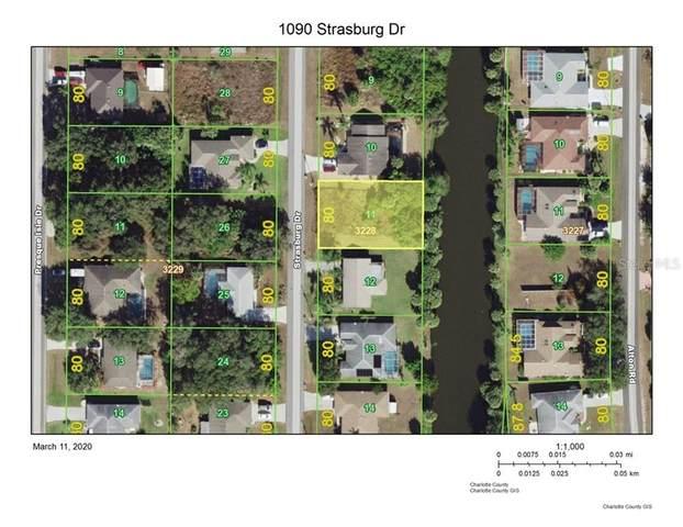 1090 Strasburg Drive, Port Charlotte, FL 33952 (MLS #C7427060) :: The Light Team