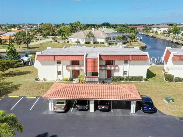 311 Garvin Street 407-D, Punta Gorda, FL 33950 (MLS #C7427075) :: Premium Properties Real Estate Services