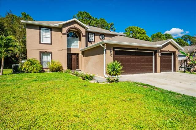 1584 Kohlenberg Avenue, North Port, FL 34288 (MLS #C7427123) :: Team Bohannon Keller Williams, Tampa Properties