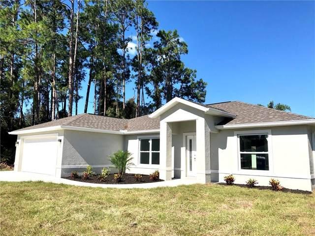 3534 Needle Terrace, North Port, FL 34286 (MLS #C7427262) :: The Light Team