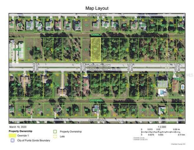 250 Rotonda Boulevard W, Rotonda West, FL 33947 (MLS #C7427272) :: The Duncan Duo Team