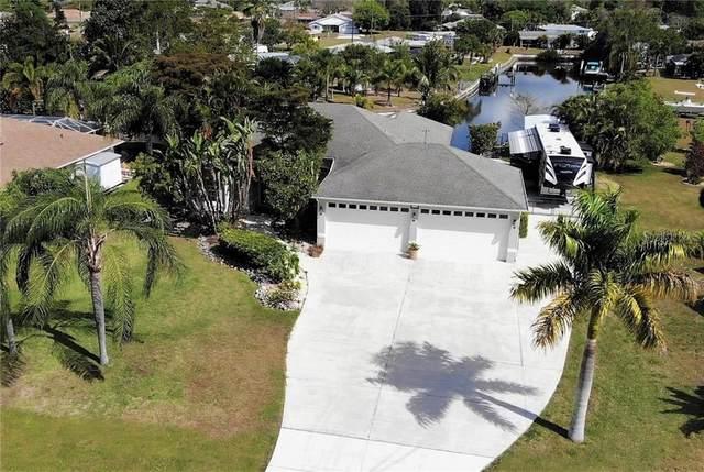 118 Easton Drive NW, Port Charlotte, FL 33952 (MLS #C7427303) :: The A Team of Charles Rutenberg Realty