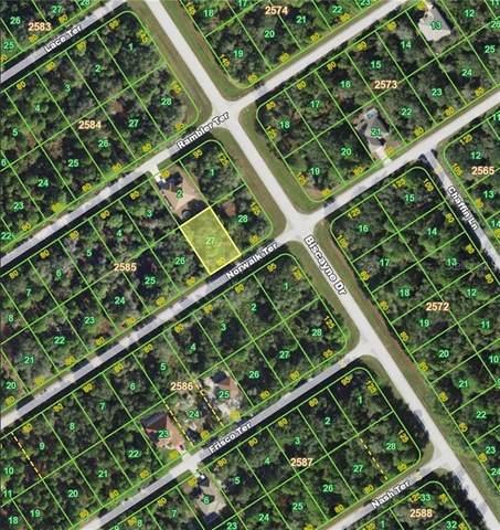 1475 Norwalk Terrace, Port Charlotte, FL 33953 (MLS #C7427321) :: Lockhart & Walseth Team, Realtors