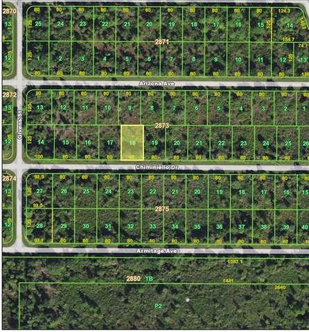 13172 Chiminiello Drive, Port Charlotte, FL 33953 (MLS #C7427326) :: Griffin Group