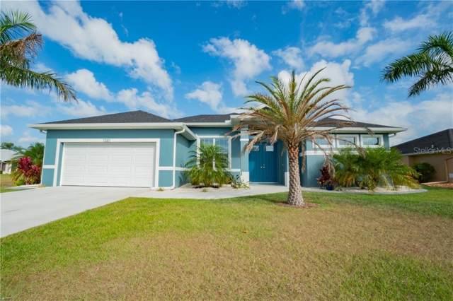 1361 SE Blue Lake Circle, Punta Gorda, FL 33983 (MLS #C7427361) :: The Light Team