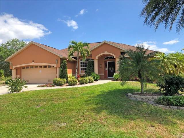 101 Redwood Road, Rotonda West, FL 33947 (MLS #C7427393) :: The A Team of Charles Rutenberg Realty
