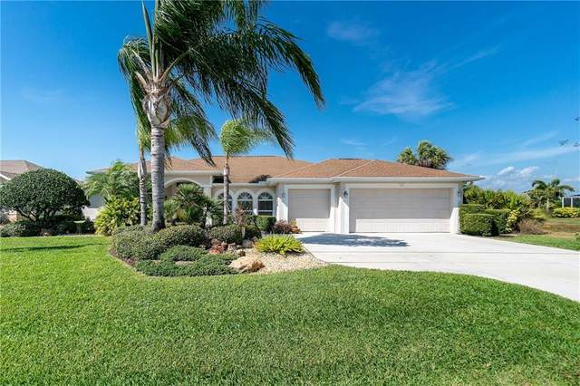 25 White Marsh Lane, Rotonda West, FL 33947 (MLS #C7427499) :: The BRC Group, LLC