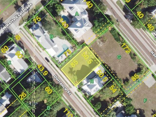 116 Durrance Street, Punta Gorda, FL 33950 (MLS #C7427507) :: The Light Team