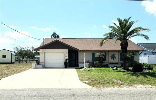 743 Crestview Circle NW, Port Charlotte, FL 33948 (MLS #C7427518) :: Lockhart & Walseth Team, Realtors