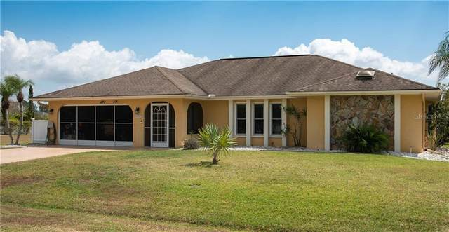 25335 Tether Lane, Punta Gorda, FL 33983 (MLS #C7427573) :: Florida Real Estate Sellers at Keller Williams Realty