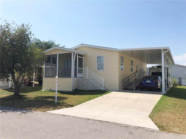 9 Rotterdam Drive, Punta Gorda, FL 33950 (MLS #C7427585) :: Florida Real Estate Sellers at Keller Williams Realty