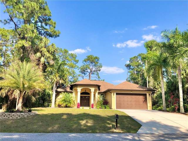 2274 Nabble Lane, North Port, FL 34288 (MLS #C7427586) :: Medway Realty