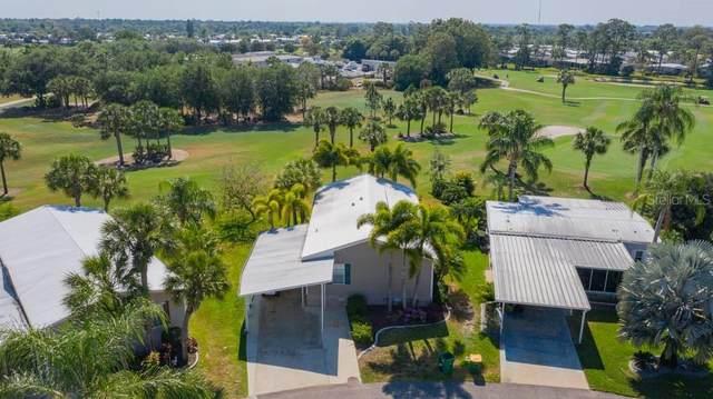 2100 Kings Highway 805 SCOTIA DR, Port Charlotte, FL 33980 (MLS #C7427593) :: Sarasota Home Specialists