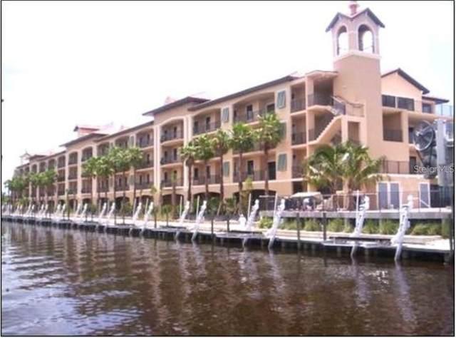 900 E Marion Avenue #1402, Punta Gorda, FL 33950 (MLS #C7427627) :: The Figueroa Team