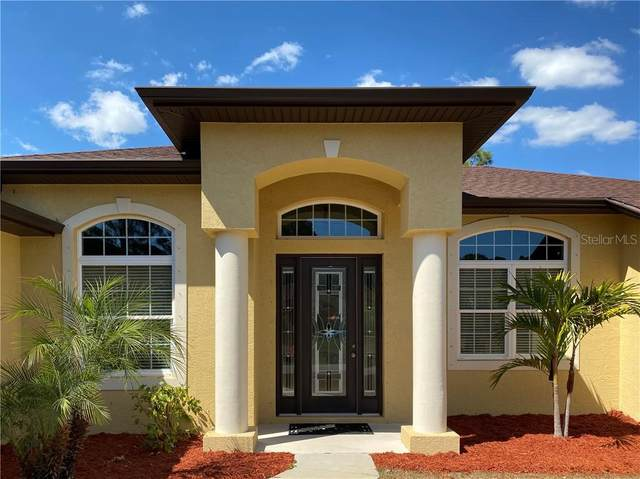 3042 Wyola Avenue, North Port, FL 34286 (MLS #C7427639) :: The Duncan Duo Team