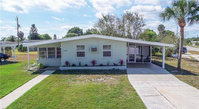 8383 Agress Avenue, North Port, FL 34287 (MLS #C7427674) :: The A Team of Charles Rutenberg Realty