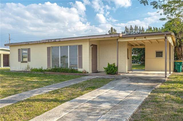 21243 Glendale Avenue, Port Charlotte, FL 33952 (MLS #C7427696) :: Team Bohannon Keller Williams, Tampa Properties