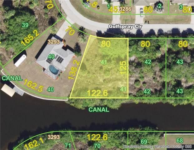 17280 Gulfspray Circle, Port Charlotte, FL 33948 (MLS #C7427705) :: The Duncan Duo Team