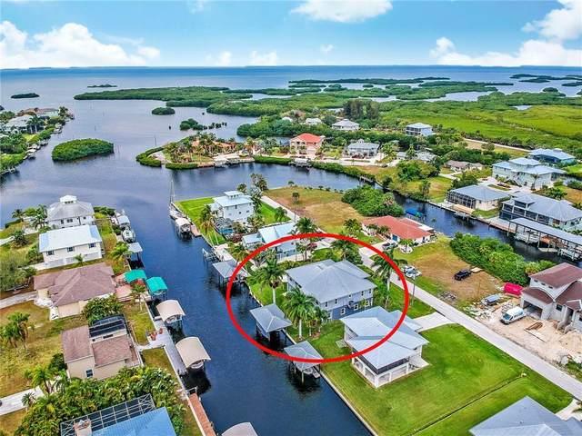 24221 Captain Kidd Boulevard, Punta Gorda, FL 33955 (MLS #C7427752) :: Armel Real Estate