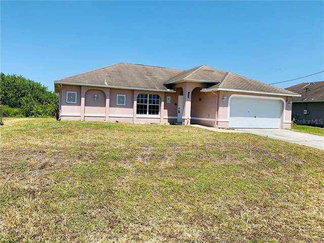843 Wolverine Street E, Lehigh Acres, FL 33974 (MLS #C7427770) :: Team Borham at Keller Williams Realty