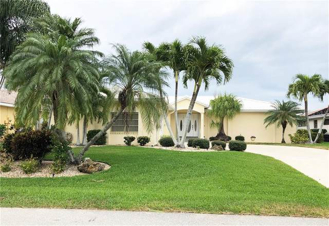 2814 Sancho Panza Court, Punta Gorda, FL 33950 (MLS #C7427821) :: Bustamante Real Estate