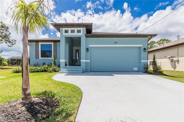 105 Wagon Place, Rotonda West, FL 33947 (MLS #C7427826) :: Baird Realty Group