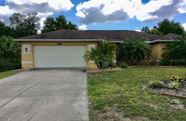 3920 Dominic Street, North Port, FL 34288 (MLS #C7427833) :: Bustamante Real Estate