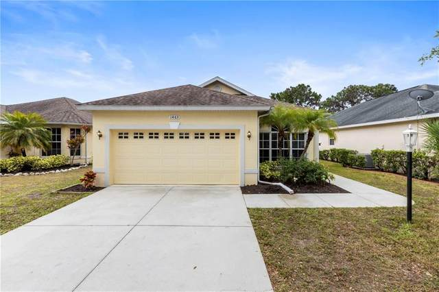1463 Dixie Lane, North Port, FL 34289 (MLS #C7427846) :: Baird Realty Group