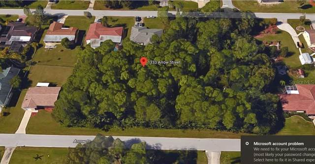 1333 Arrow Street, Port Charlotte, FL 33952 (MLS #C7427860) :: Your Florida House Team