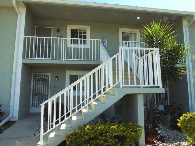 3310 Loveland Boulevard #2105, Port Charlotte, FL 33980 (MLS #C7427878) :: Your Florida House Team