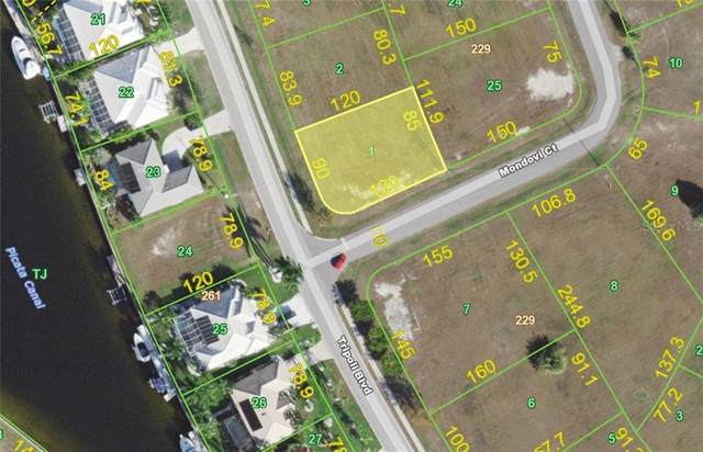 3567 Mondovi Court, Punta Gorda, FL 33950 (MLS #C7427885) :: The Duncan Duo Team
