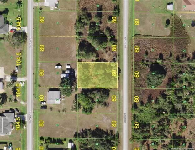 461 Bolender Street, Punta Gorda, FL 33982 (MLS #C7427929) :: Team Buky