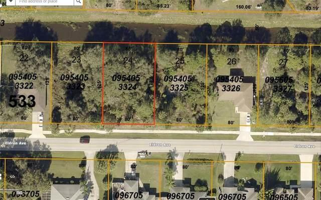 Eldron Avenue, North Port, FL 34286 (MLS #C7428066) :: Rabell Realty Group
