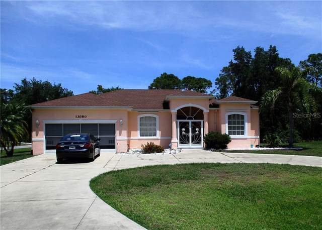 13080 Eisenhower Drive, Port Charlotte, FL 33953 (MLS #C7428278) :: The Duncan Duo Team