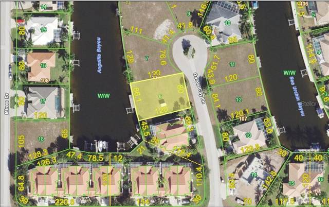 1211 Gorda Cay Lane, Punta Gorda, FL 33950 (MLS #C7428296) :: Team Buky