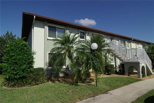 25100 Sandhill Boulevard X-101, Punta Gorda, FL 33983 (MLS #C7428429) :: Keller Williams on the Water/Sarasota