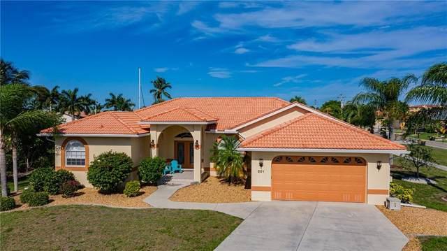 201 Lido Drive, Punta Gorda, FL 33950 (MLS #C7428445) :: Delgado Home Team at Keller Williams