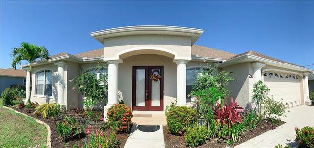20 Clubhouse Road, Rotonda West, FL 33947 (MLS #C7428524) :: The Duncan Duo Team