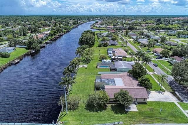 6408 Safford Terrace, North Port, FL 34287 (MLS #C7428561) :: Team Bohannon Keller Williams, Tampa Properties