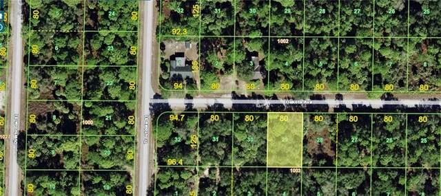 18325 Dakota Avenue, Port Charlotte, FL 33954 (MLS #C7428655) :: The Light Team