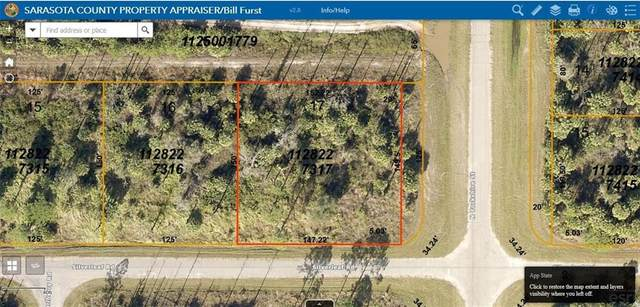 Silverleaf Road, North Port, FL 34288 (MLS #C7428706) :: Team Bohannon Keller Williams, Tampa Properties