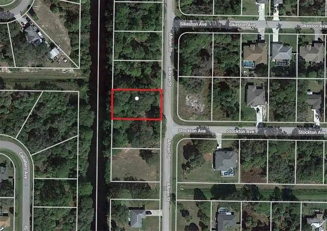 Lot 3 Albren Street, North Port, FL 34286 (MLS #C7428718) :: Dalton Wade Real Estate Group