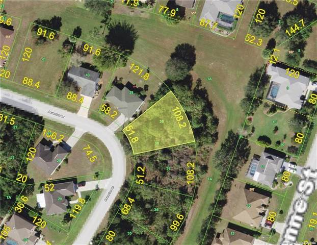 26462 Asuncion Drive, Punta Gorda, FL 33983 (MLS #C7428772) :: Florida Real Estate Sellers at Keller Williams Realty